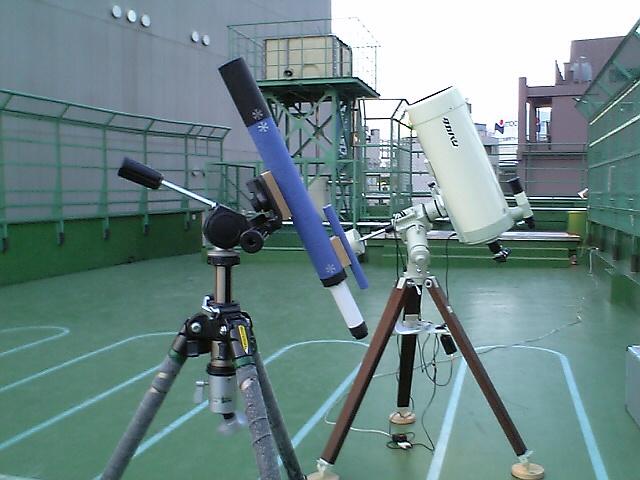 今日も渋谷で彗星の待ち
